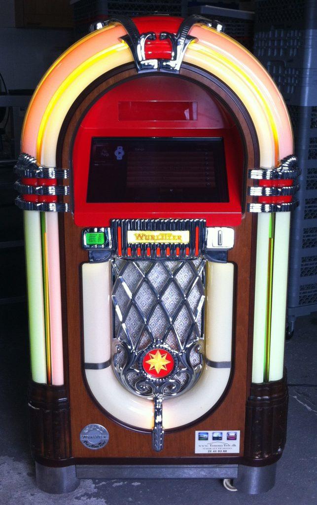 lej en jukebox