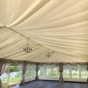 Du ser her en Innerline 6m til telt fra Tommy Telt