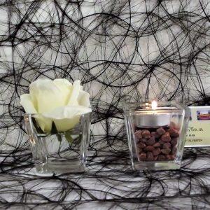 Lys og vaser