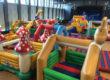 Stort hoppeland med 30 baner i Aalborg Kongres og Kultur Center