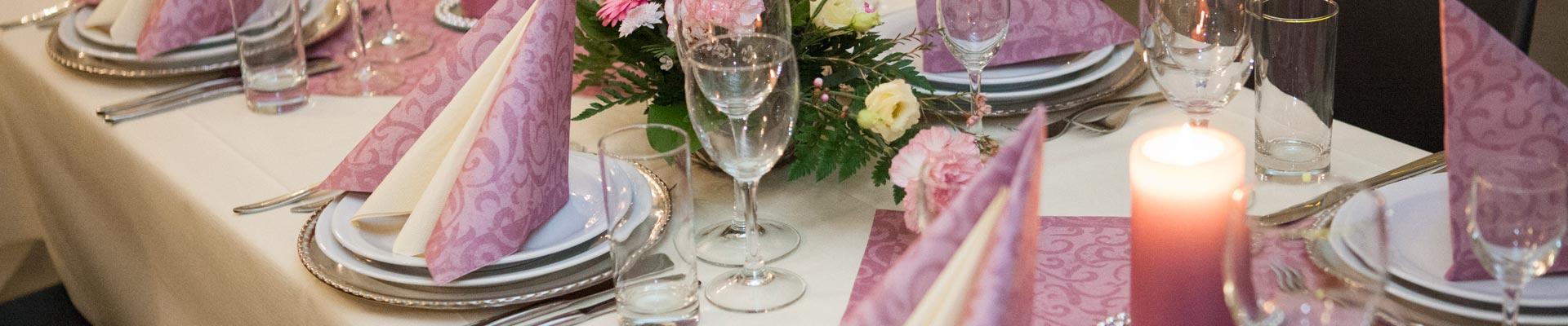 Alt til bryllupsfesten