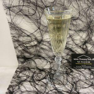 Krystal Champagneglas 21 cl 22 cm