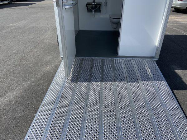Handicap toiletvogn